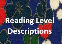 reading level description